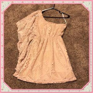 One Shoulder Dress sz. S